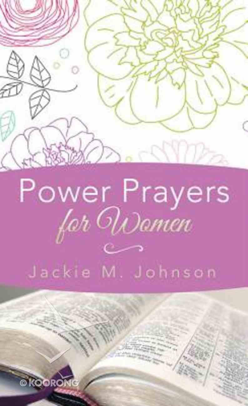 Power Prayers For Women Mass Market