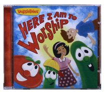 Album Image for Veggie Tales: Here I Am to Worship - DISC 1