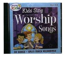 Album Image for Kids Sing Favourite Worship Songs (Vol 1) - DISC 1