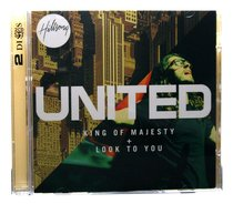 Album Image for Hillsong United 2 For 1 Pack: King of Majesty & Look to You - DISC 1