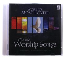 Album Image for World's Most Loved Classic Worship Songs (3 Cds) - DISC 1