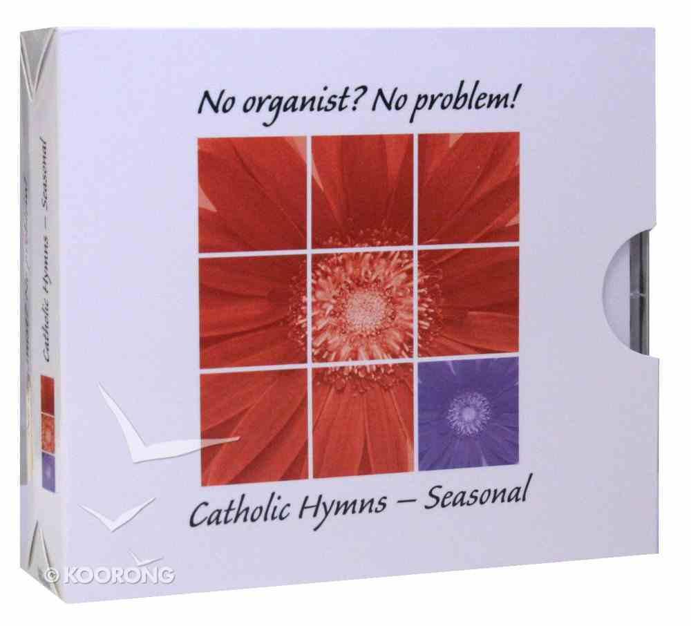 No Organist? No Problem!: Seasonal Hymns (Accompaniment) (3 Cds) CD
