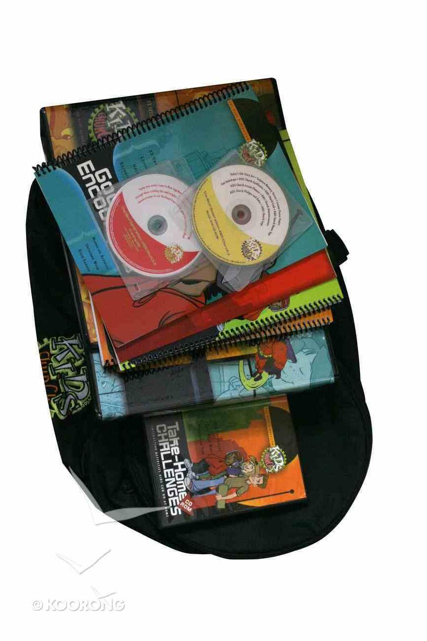 Kids Church: Amazing Journey Super Kit (Next Generation Series) Pack