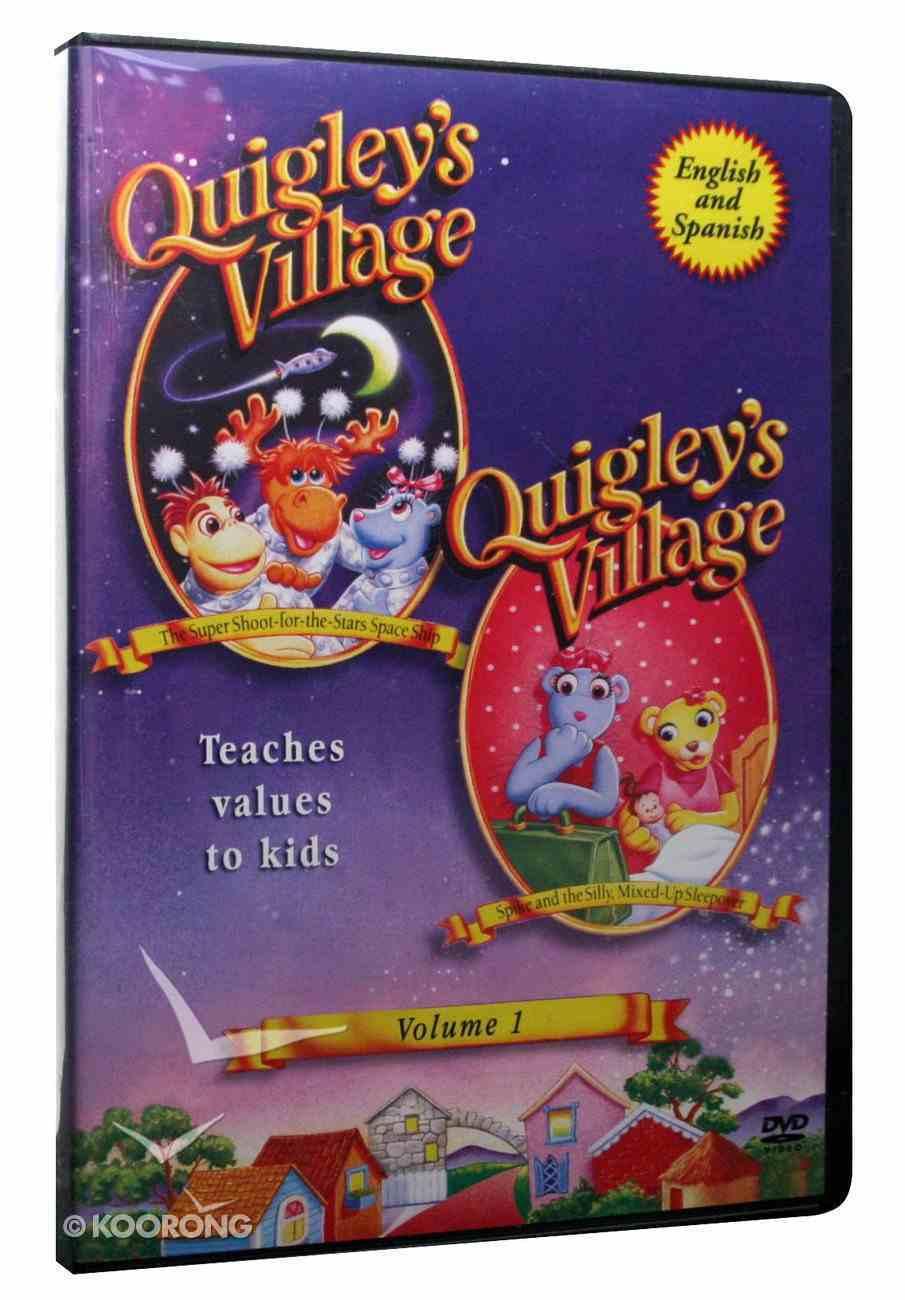 Quigley's Village Volume 1 DVD