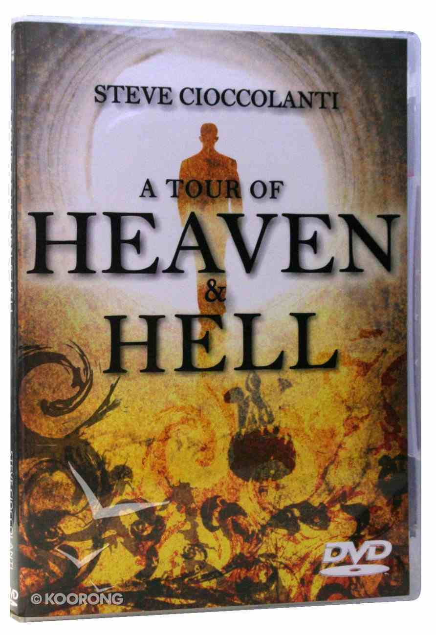 A Tour of Heaven and Hell DVD