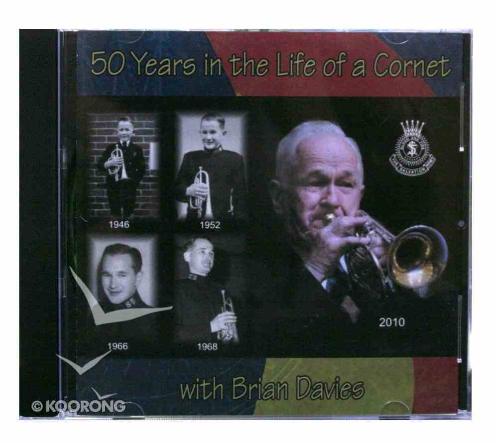50 Years in the Life of a Cornet CD
