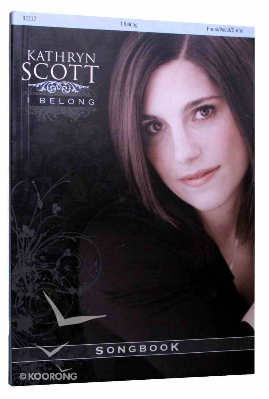 I Belong Songbook Paperback
