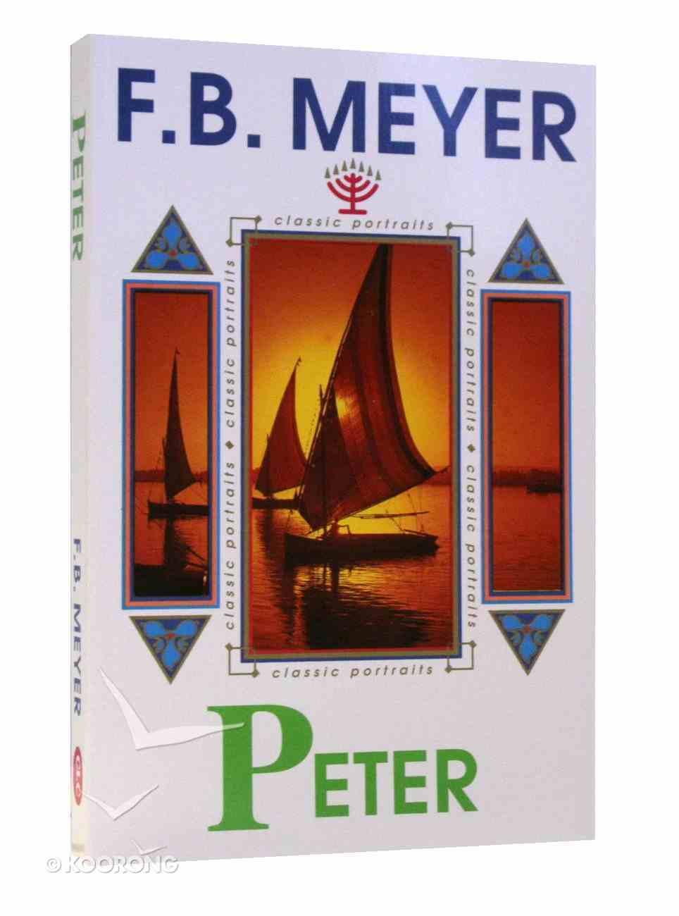 Peter (Classic Portraits Series) Paperback