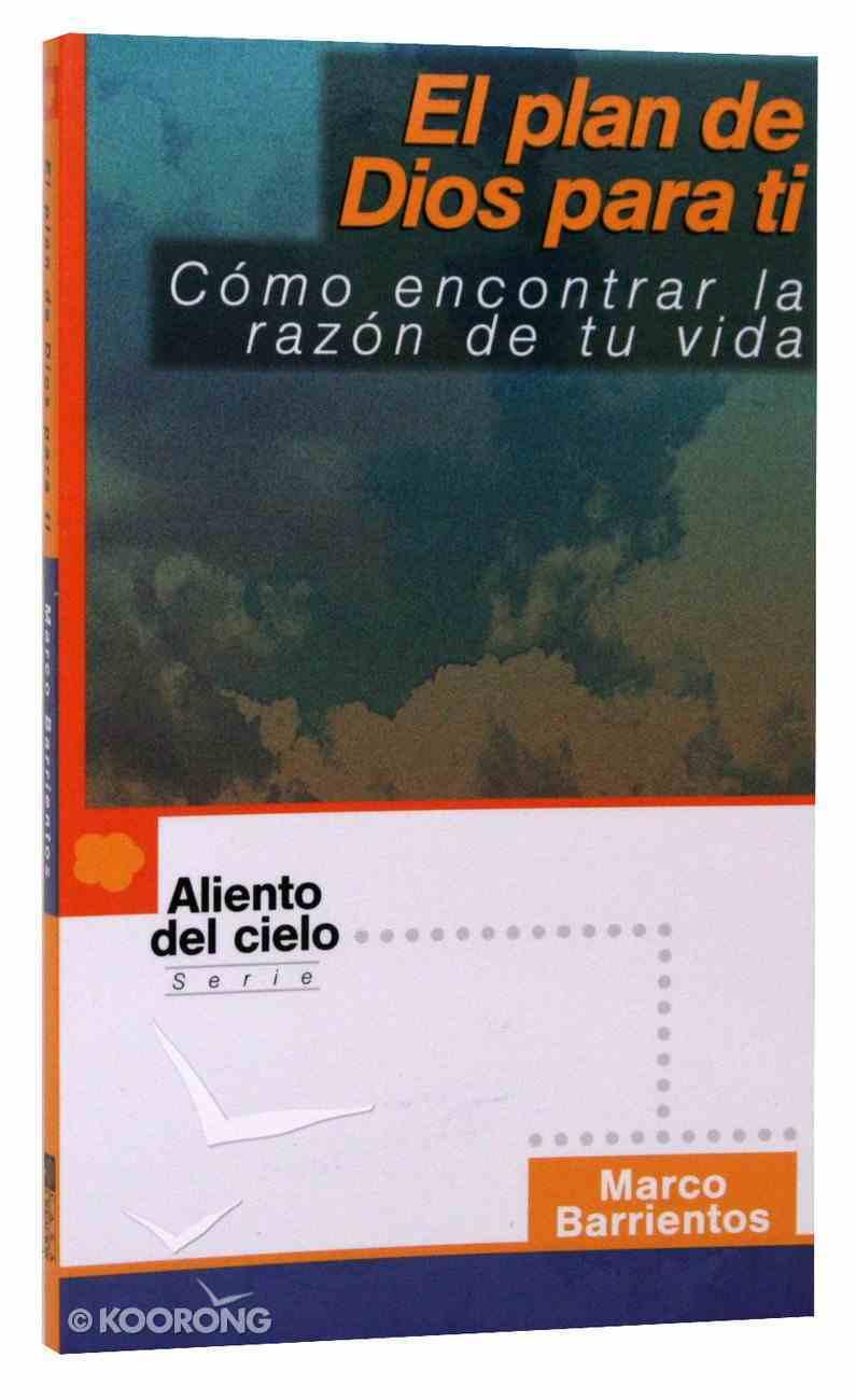 El Plan De Dios Para Ti (God's Plan For You) Paperback