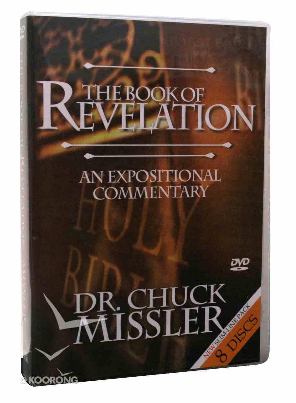 The Book of Revelation Commentary (8 Dvd Set) DVD