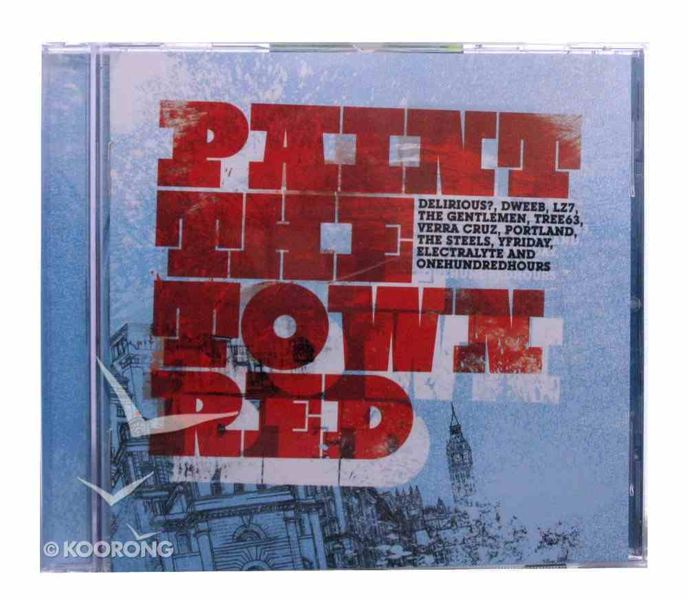 Paint the Town Red CD