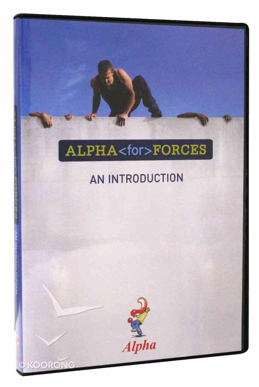 An Introduction DVD (Alpha Course) DVD