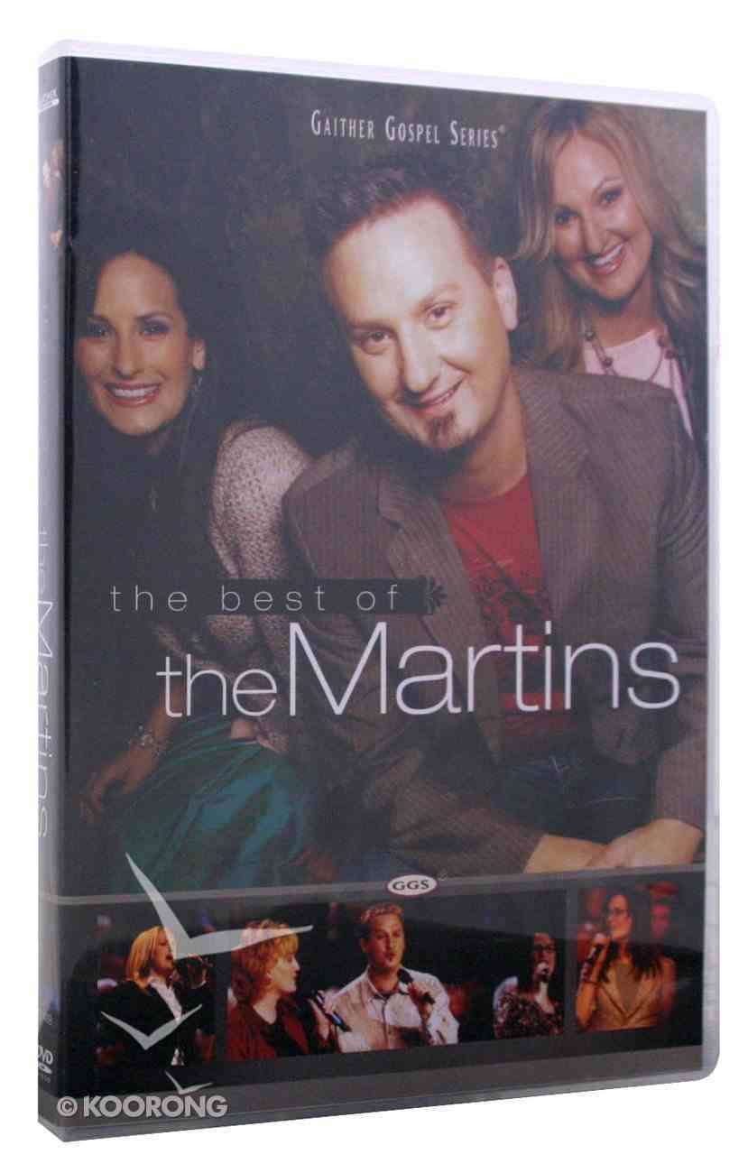 The Best of the Martins (Gaither Gospel Series) DVD