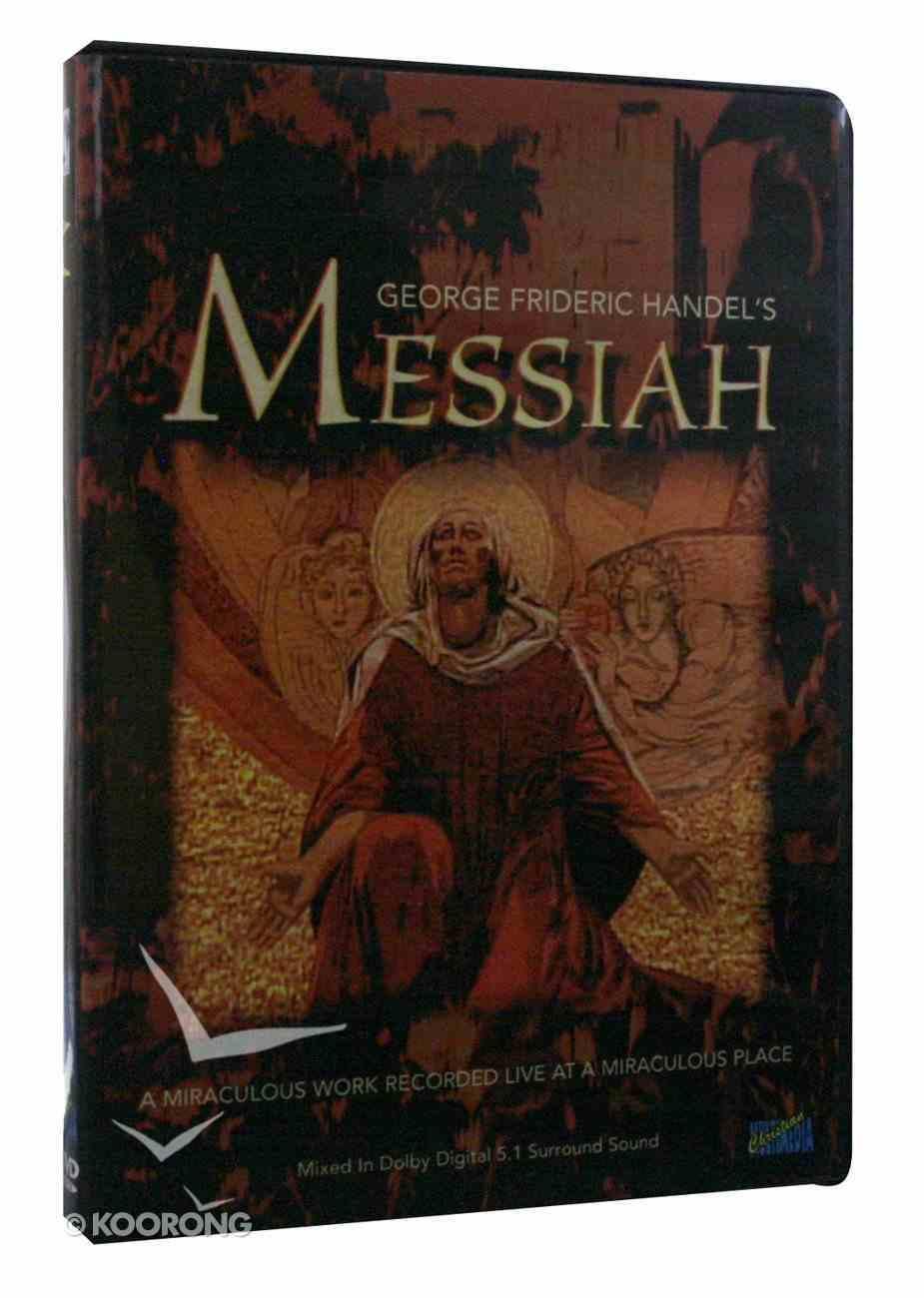 George Frideric Handel's Messiah DVD