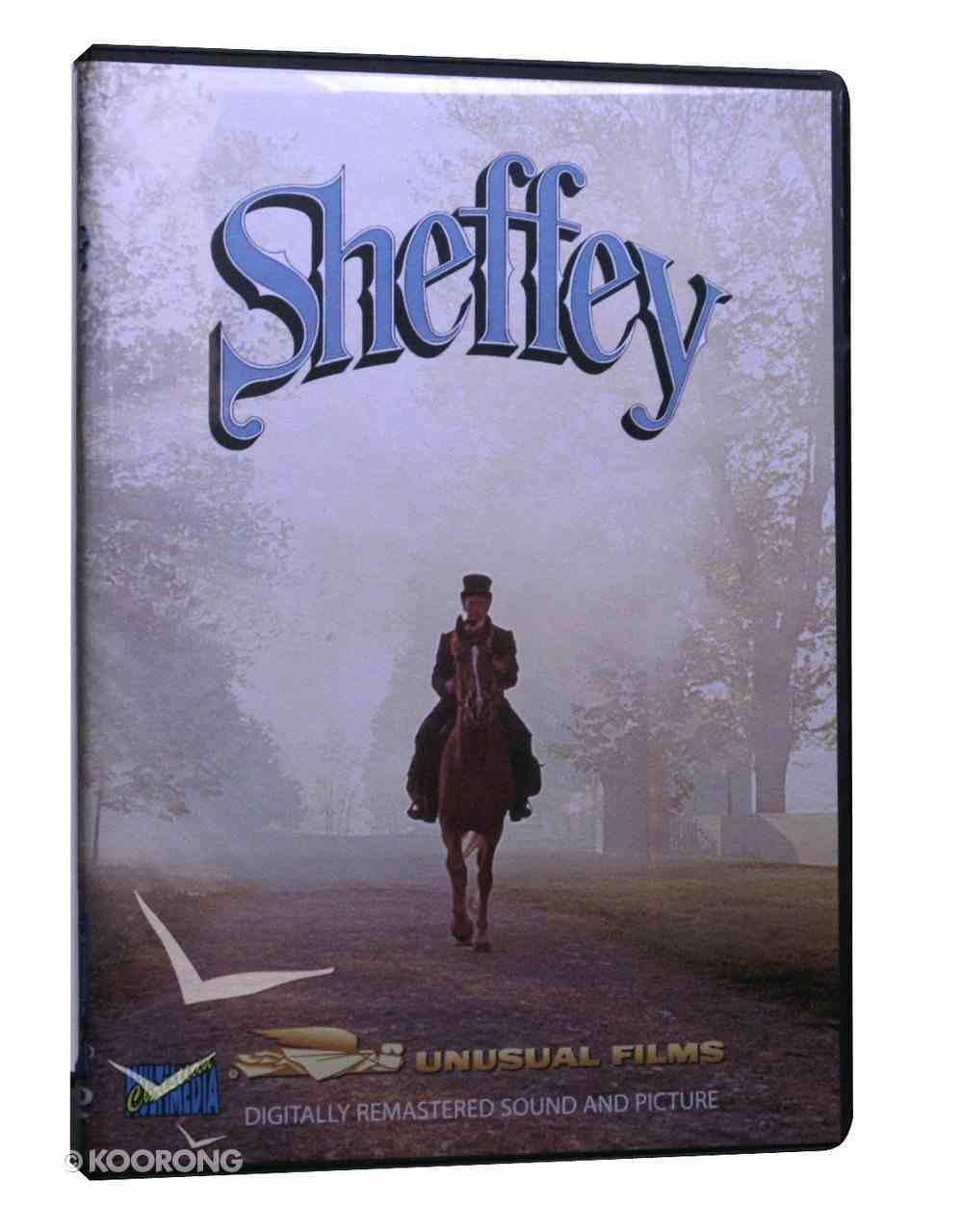 Sheffey DVD