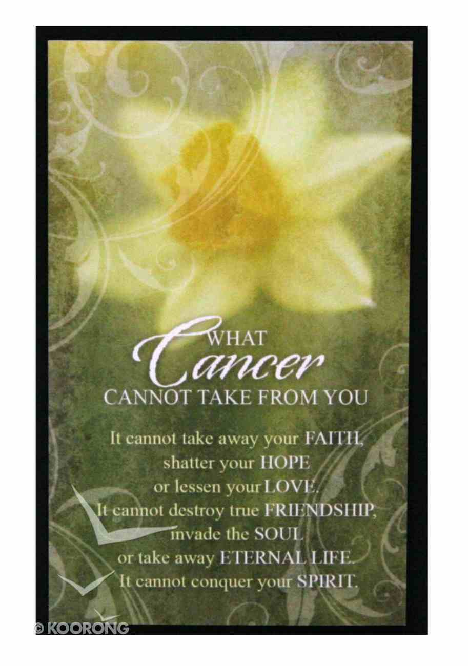 Hope Collection: Magnet - Cancer Yellow Novelty