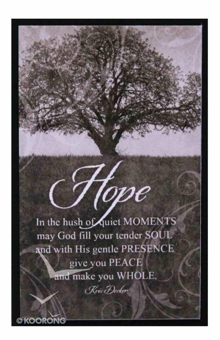 Hope Collection: Magnet - Hope Black & White Novelty