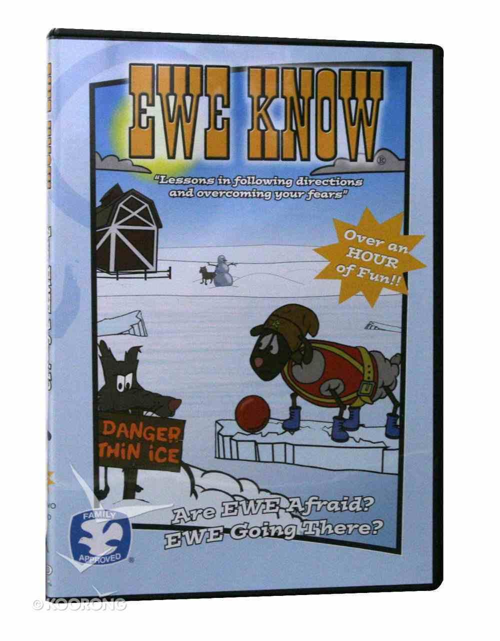 Are Ewe Afraid?/Ewe Going There? (Ewe Know Series) DVD