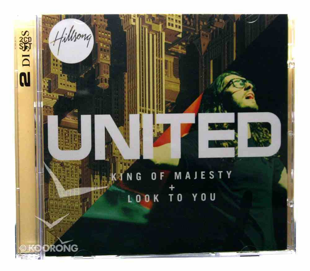 Hillsong United 2 For 1 Pack: King of Majesty & Look to You CD