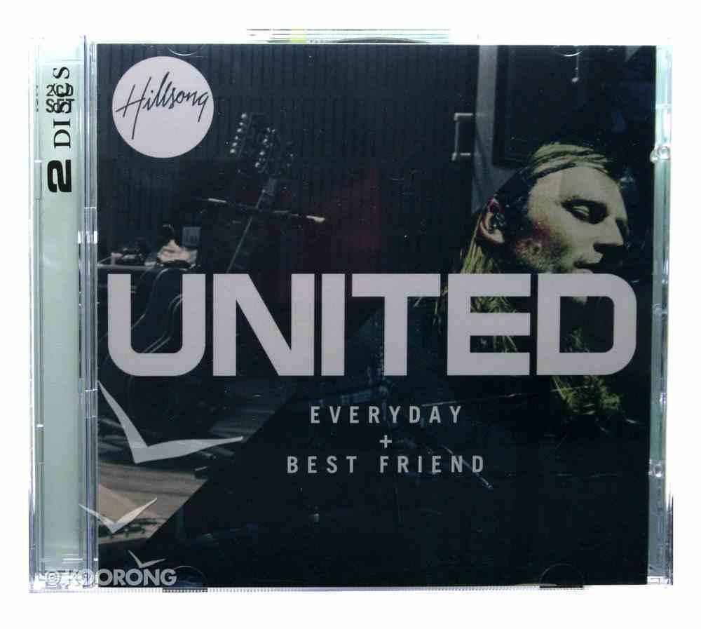 Hillsong United 2 For 1 Pack: Everyday & Best Friend CD