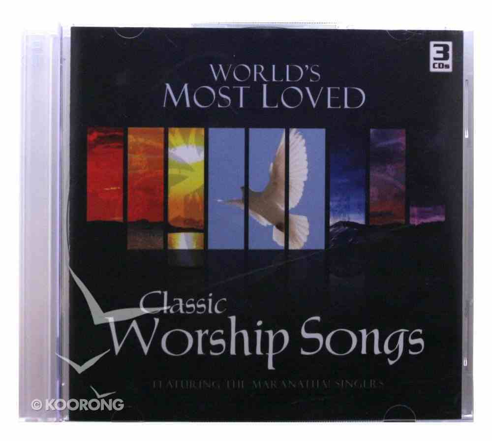 World's Most Loved Classic Worship Songs (3 Cds) CD