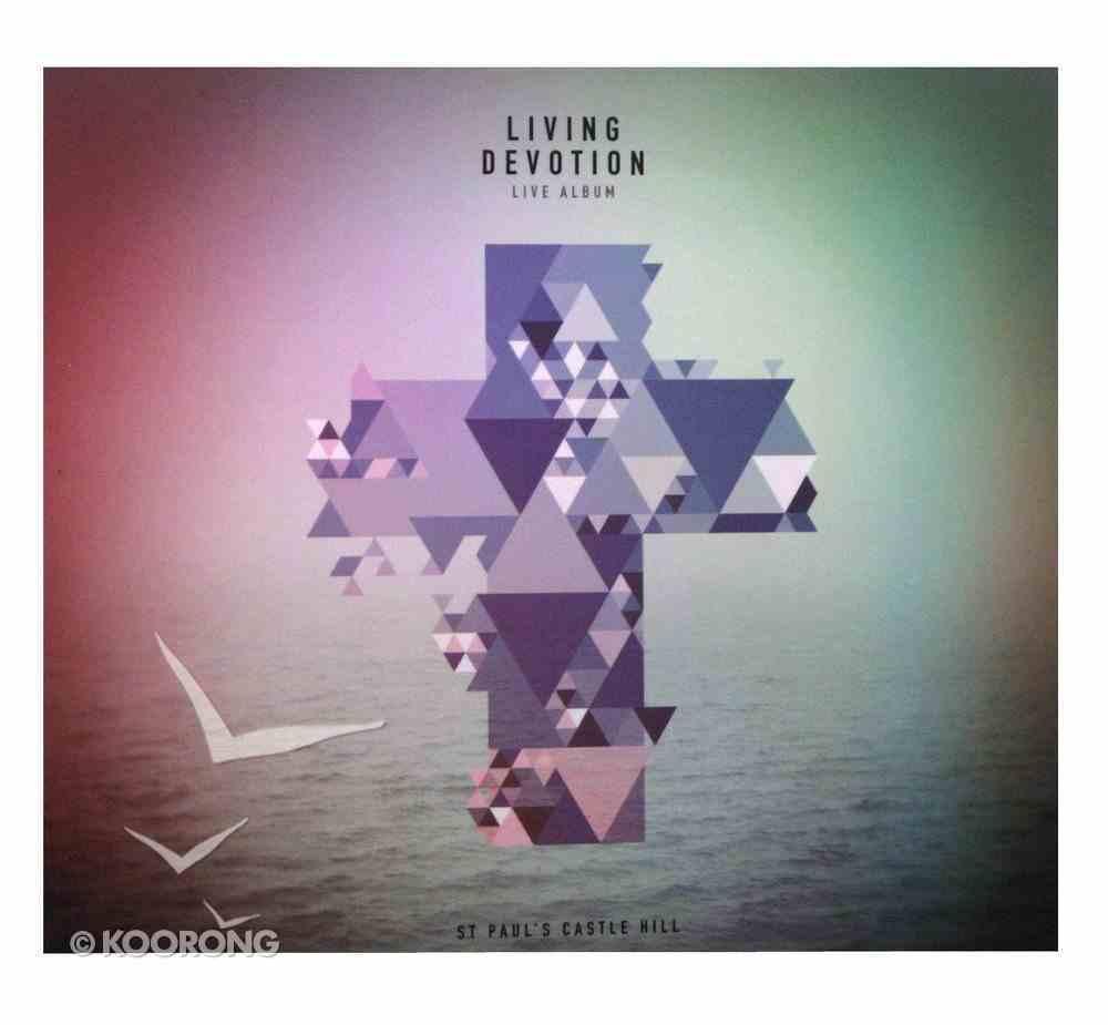 Living Devotion (2011) CD