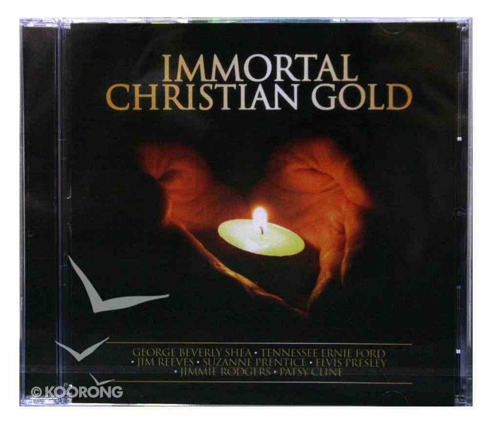 Immortal Christian Gold CD