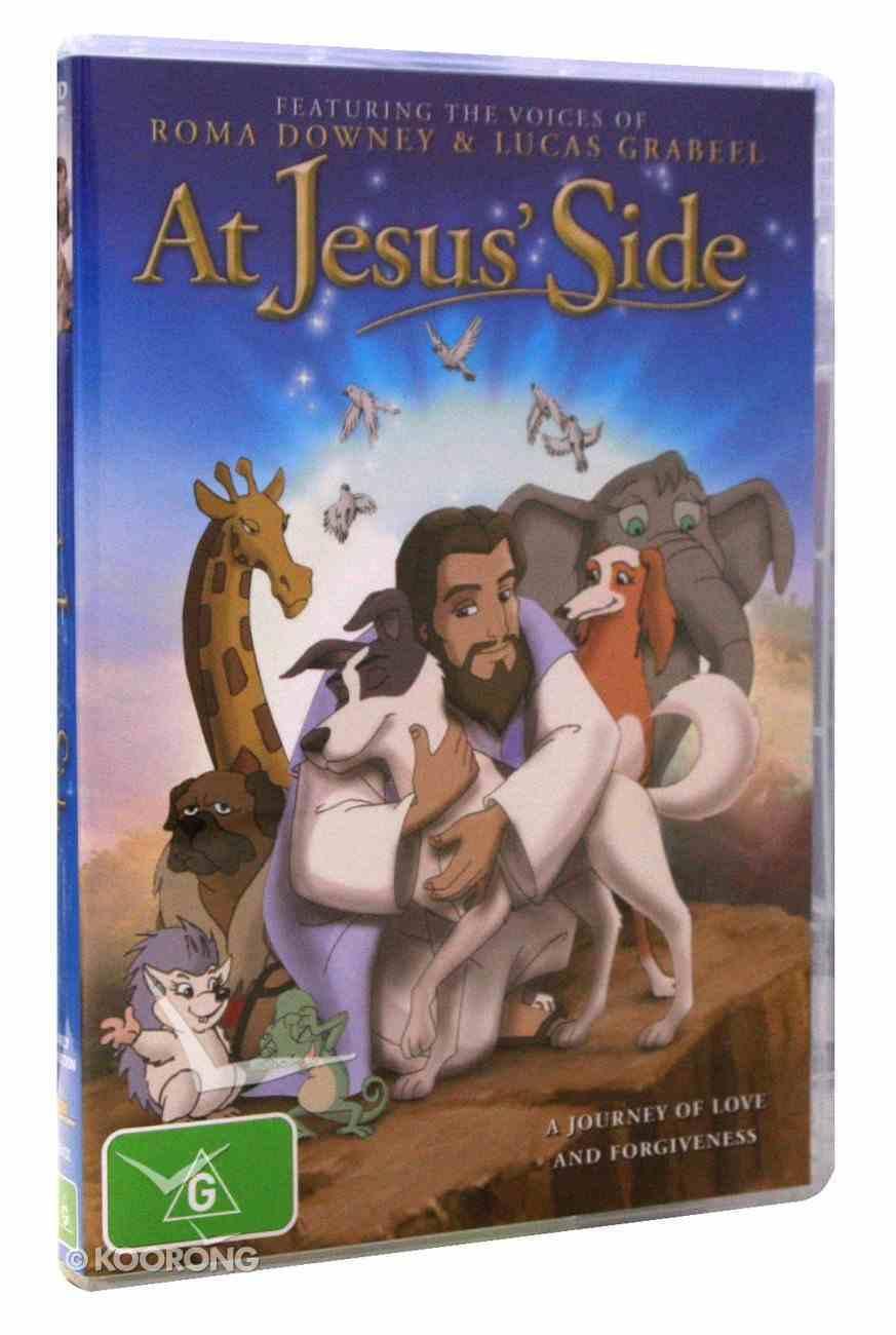 At Jesus' Side DVD