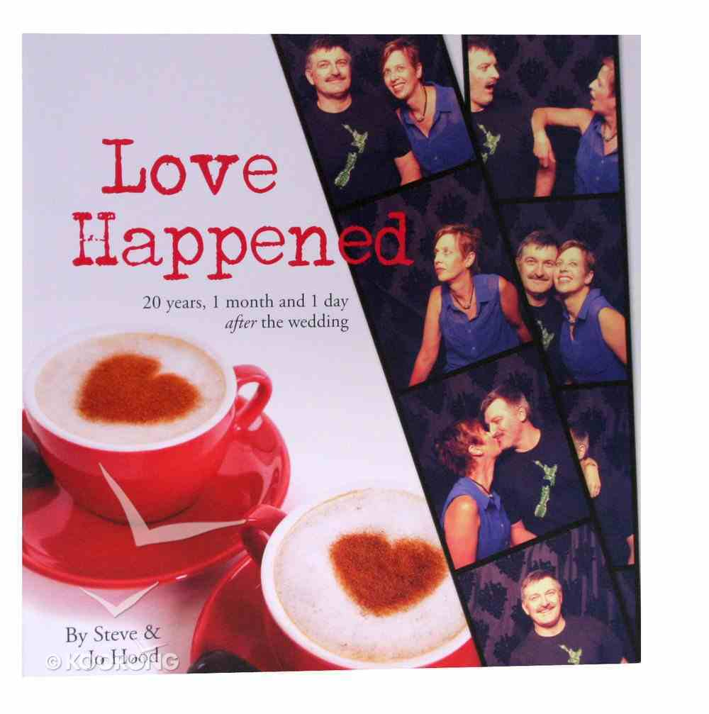 Love Happened Booklet