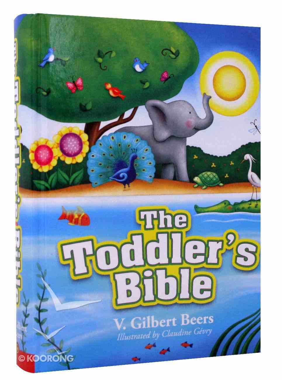 The Toddlers Bible Hardback