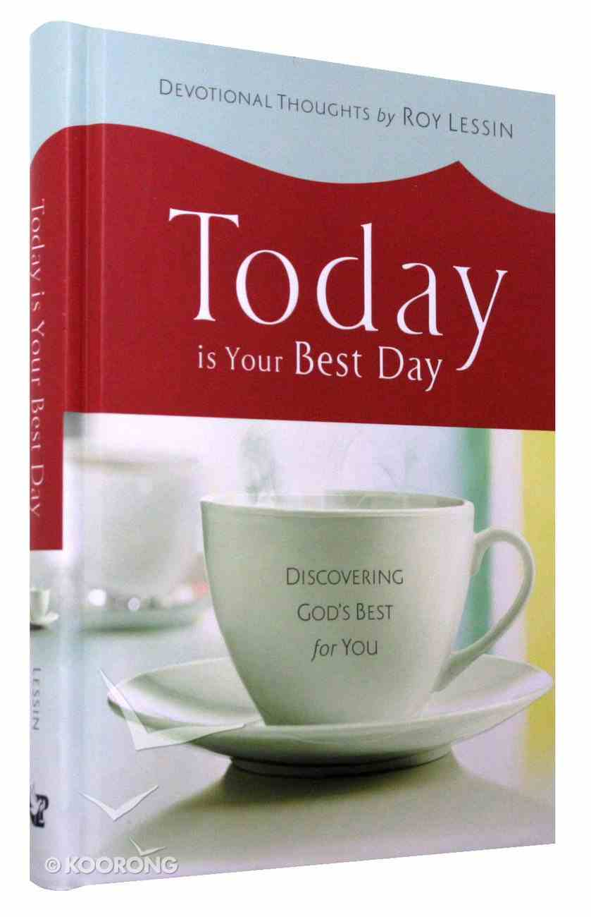 Today is Your Best Day Hardback