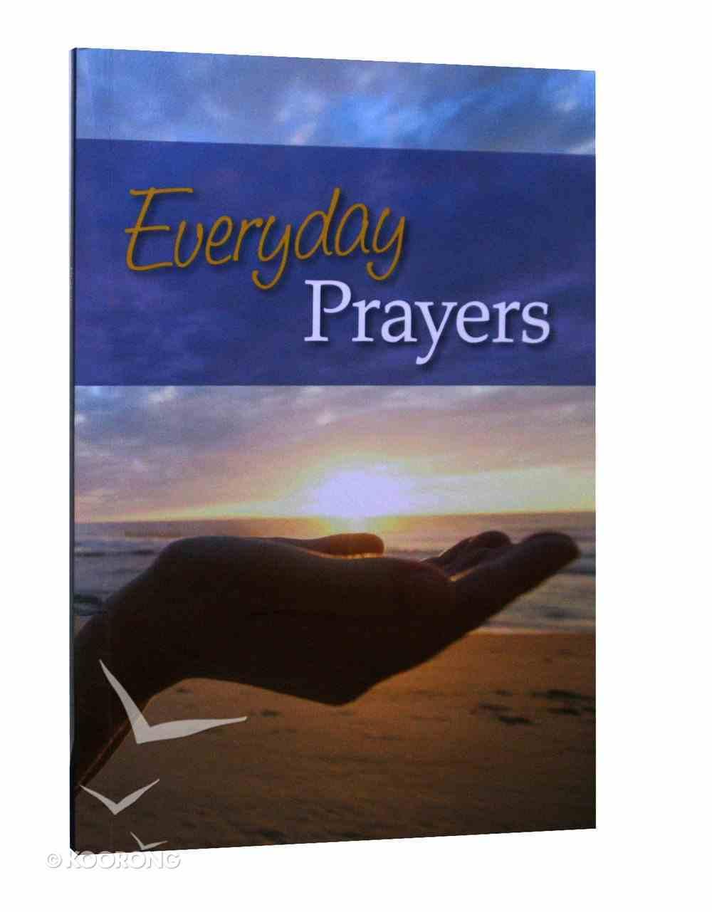 Everyday Prayers Paperback