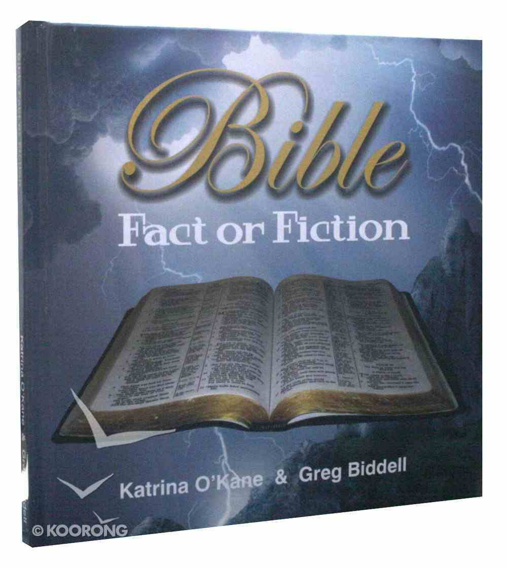 Bible Fact Or Fiction Hardback