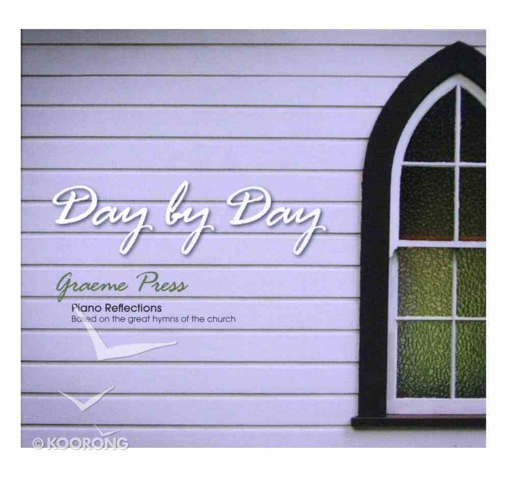 Day By Day CD
