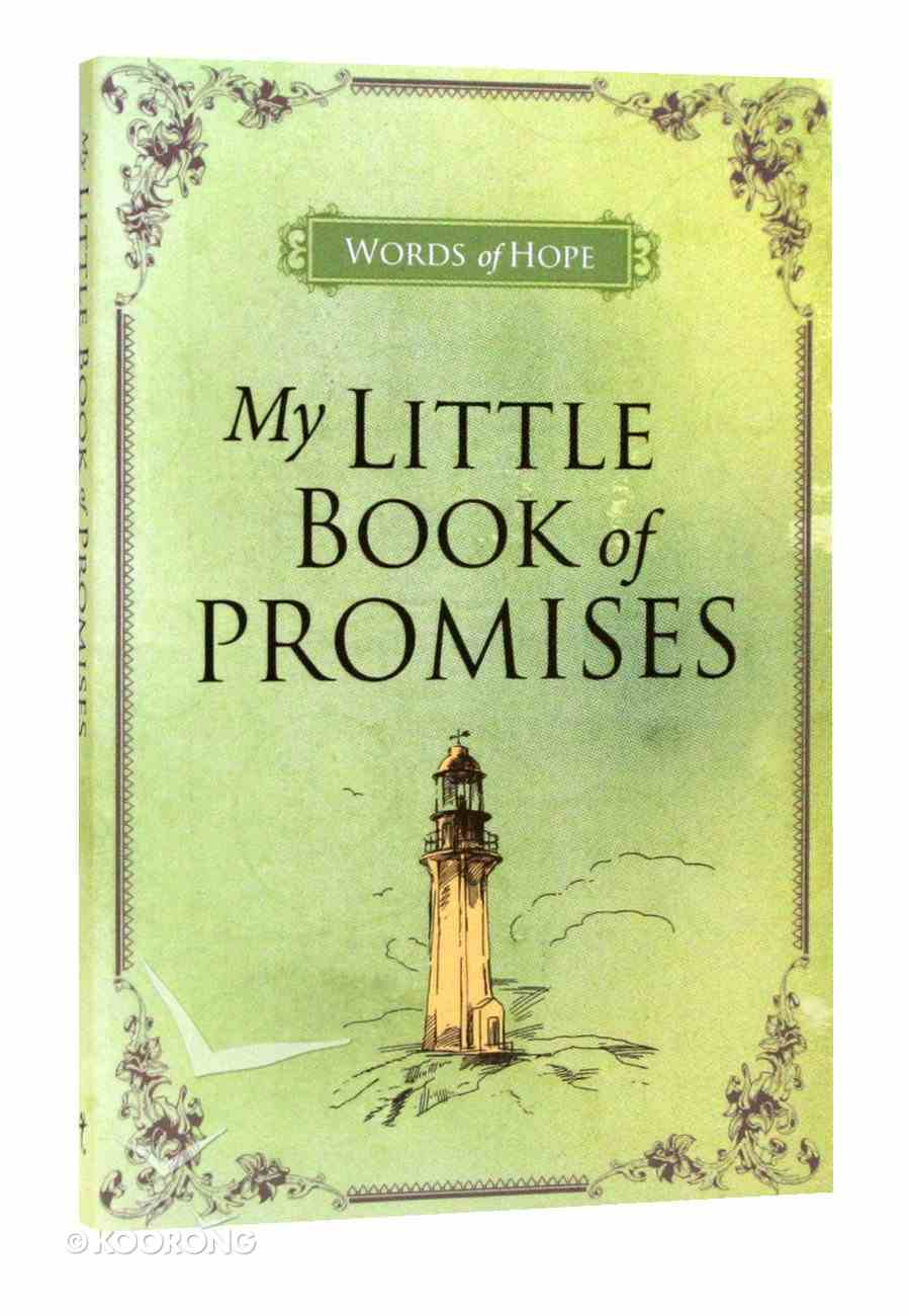 My Little Book of Promises (Words Of Hope Series) Paperback
