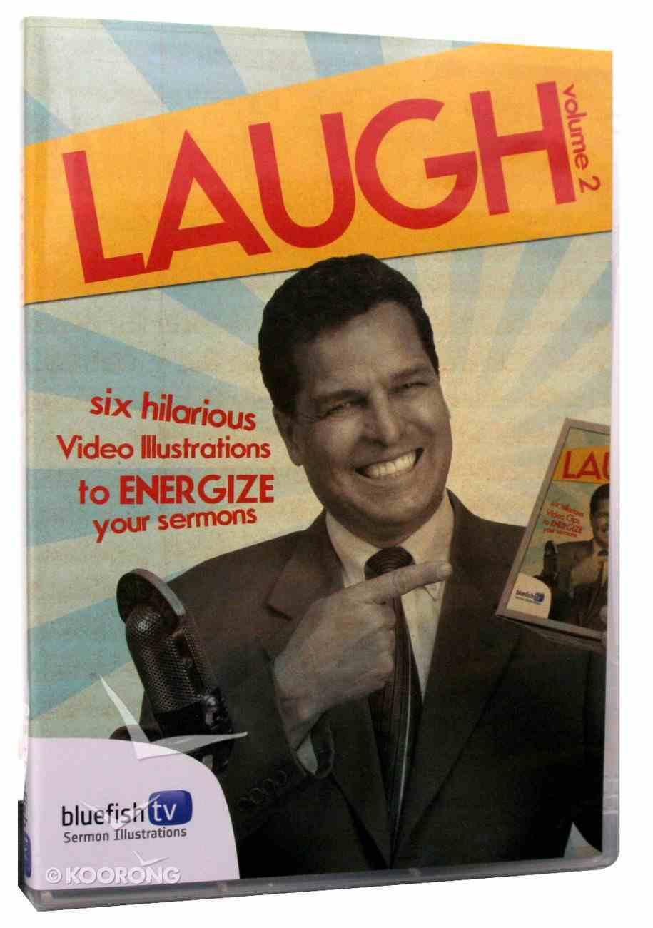 Laugh (Volume 2) DVD