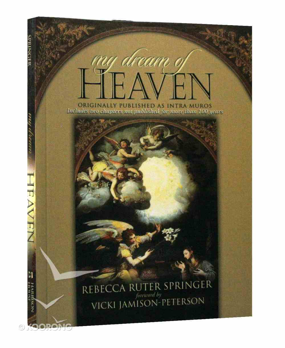 My Dream of Heaven Paperback
