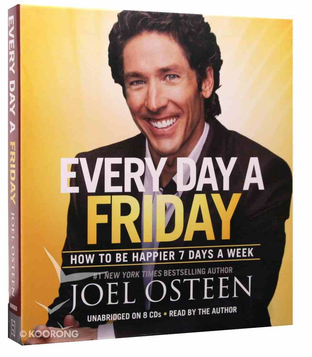 Every Day a Friday (Unabridged, 8cds) CD