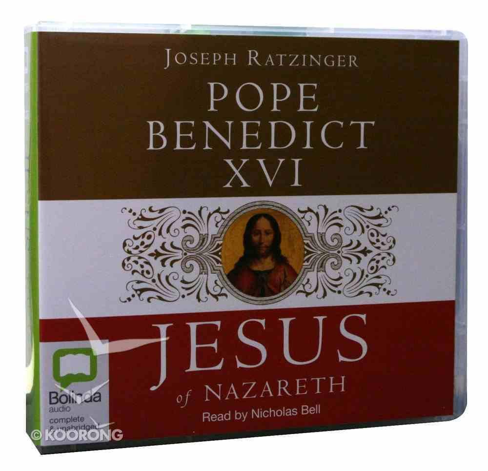 Jesus of Nazareth (Complete & Unabridged, 10 Cds) CD