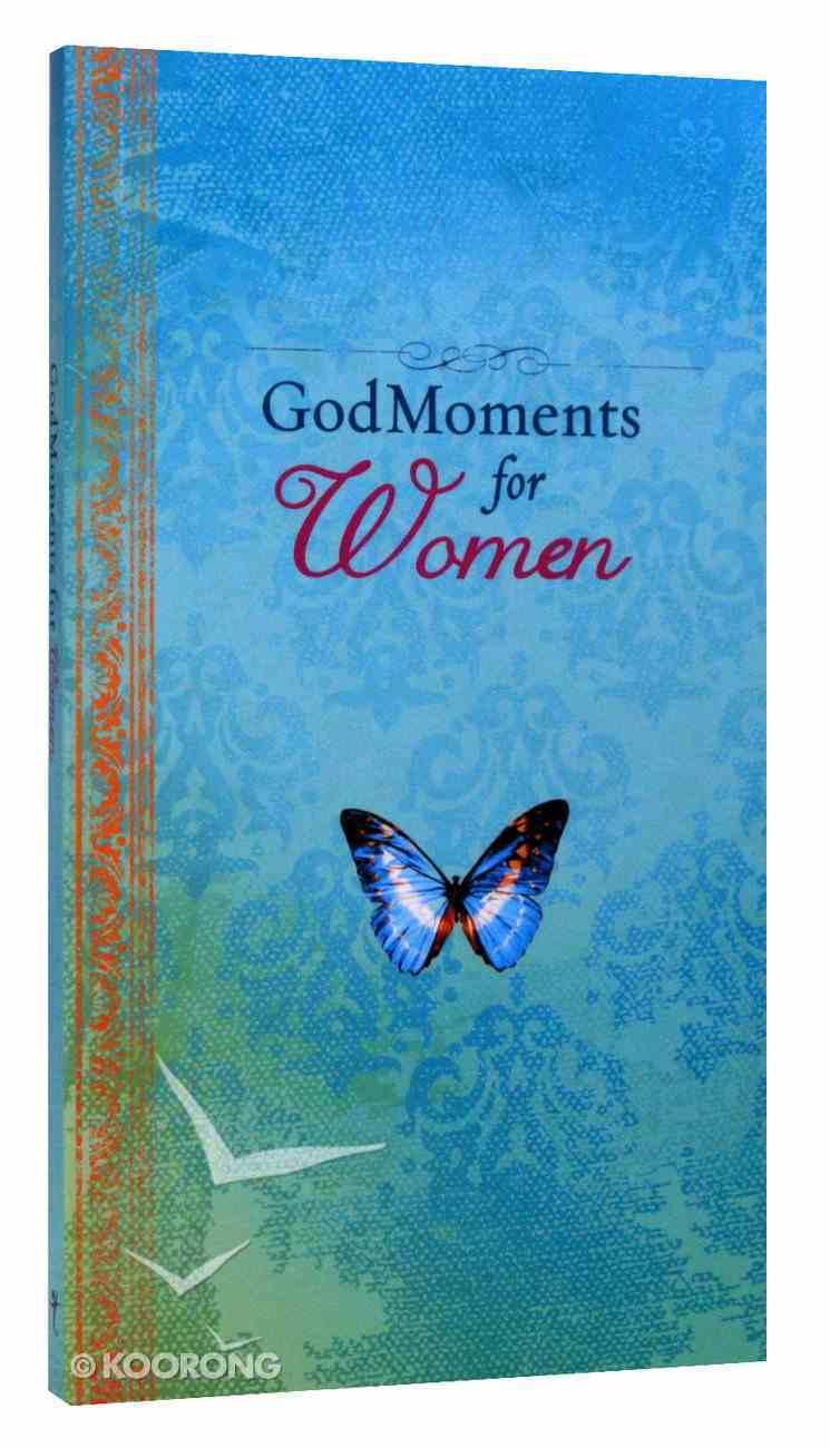 God Moments For Women Paperback