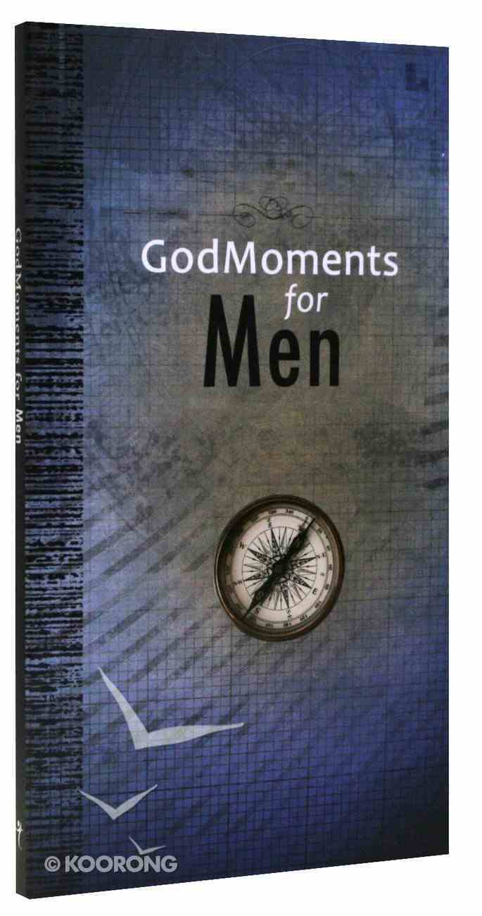 God Moments For Men Paperback