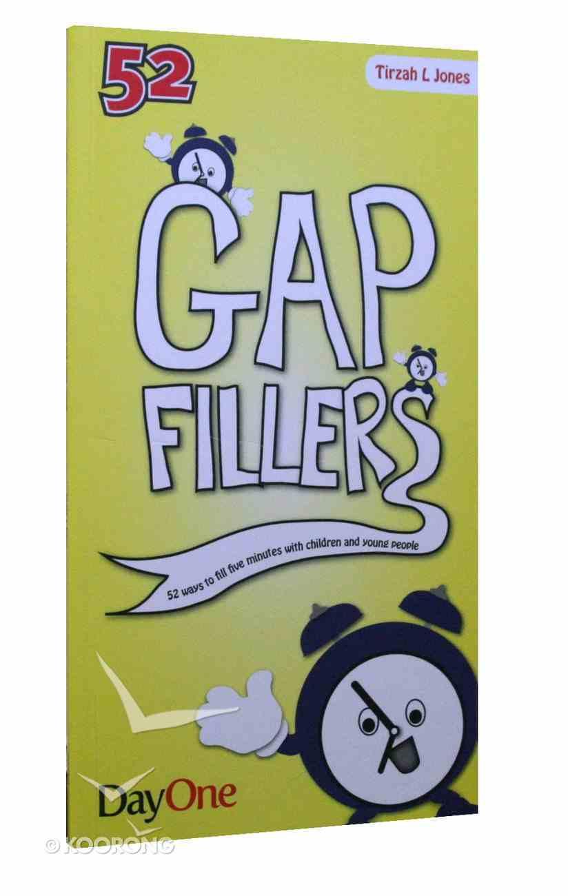 52: Gapfillers Paperback