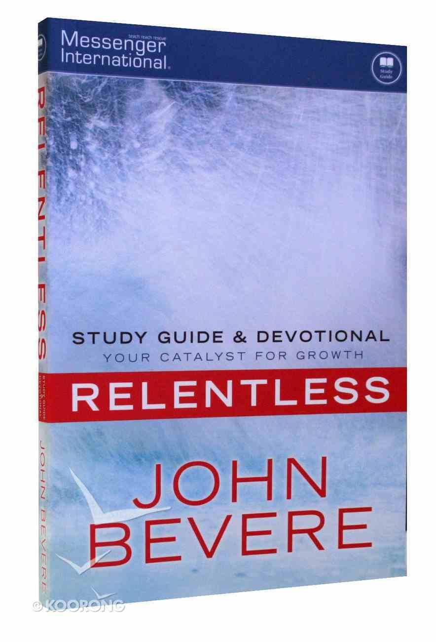 Relentless (Workbook) Paperback