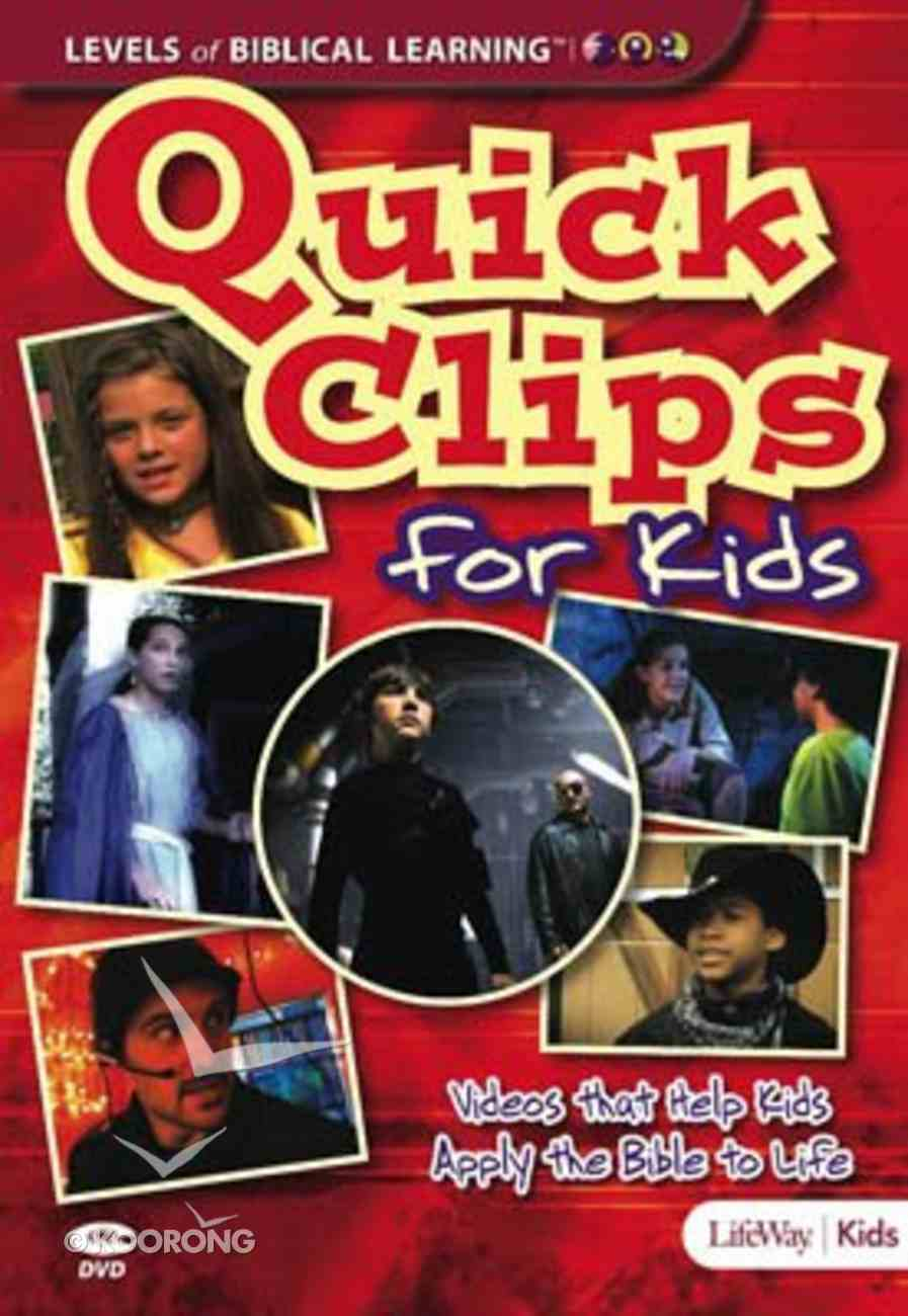 Quick Clips For Kids (Dvd) DVD