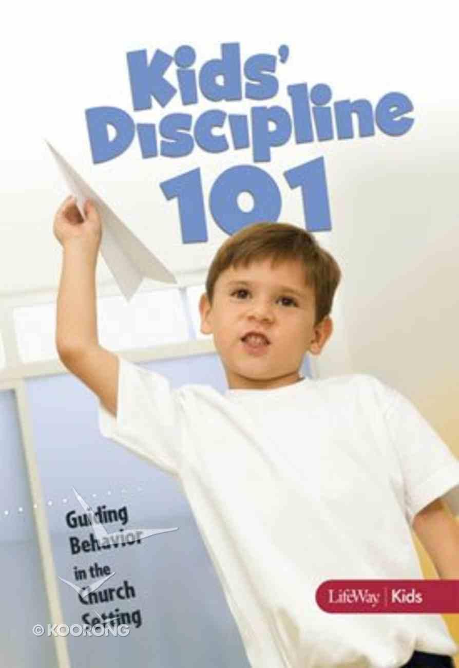 Kids' Discipline 101 Dvd-rom