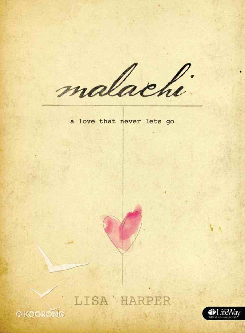 Malachi (2 Dvds): A Love That Never Lets Go (Dvd Only Set) DVD