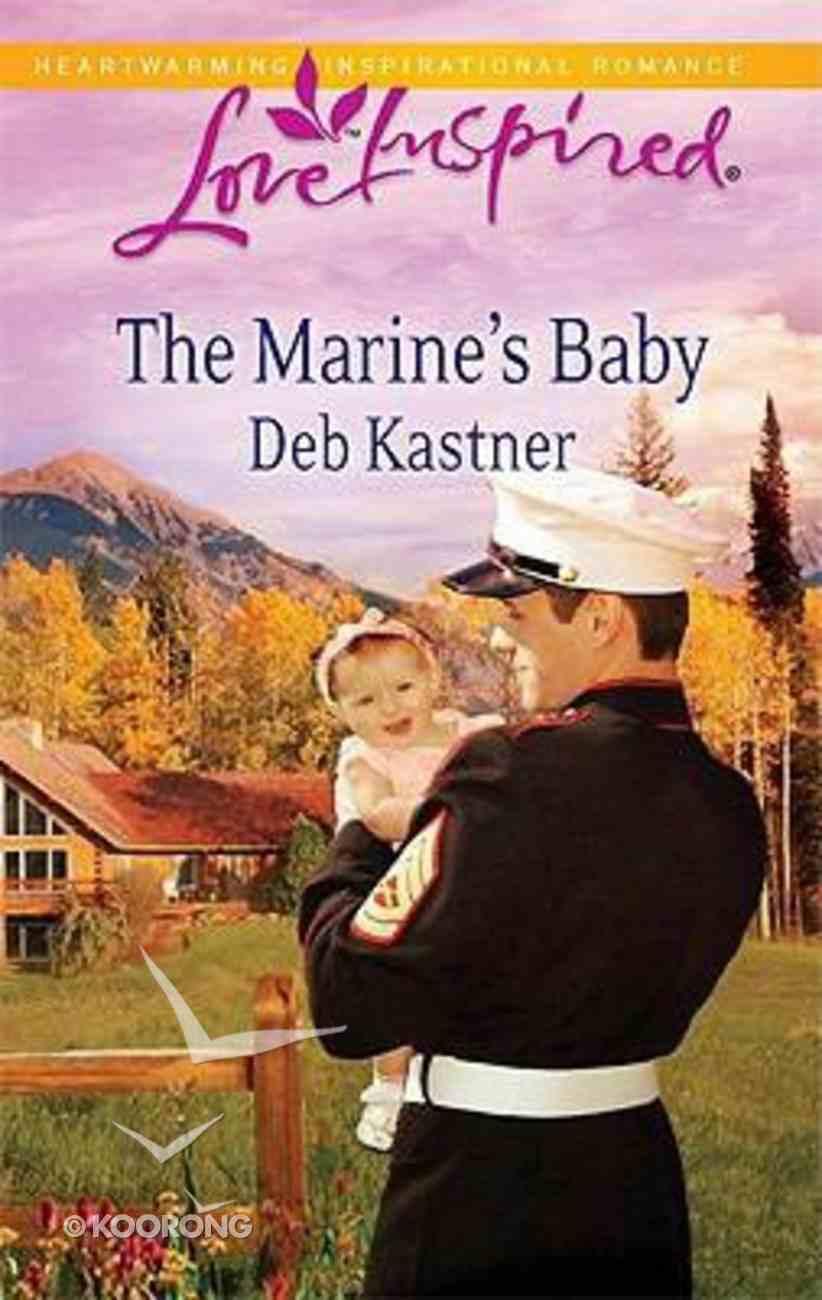 The Marine's Baby (Love Inspired Series) Mass Market