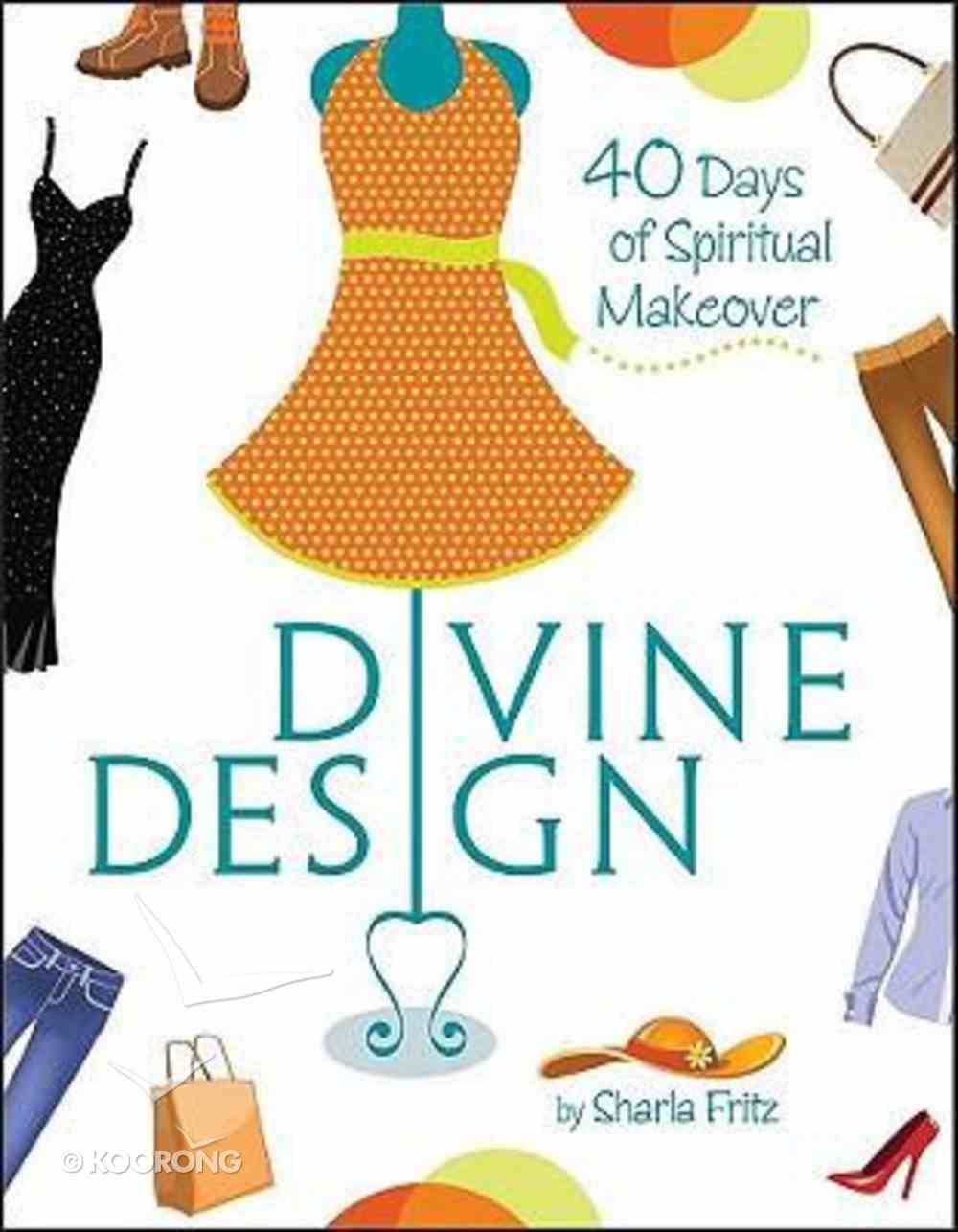 Divine Design Study Guide Paperback