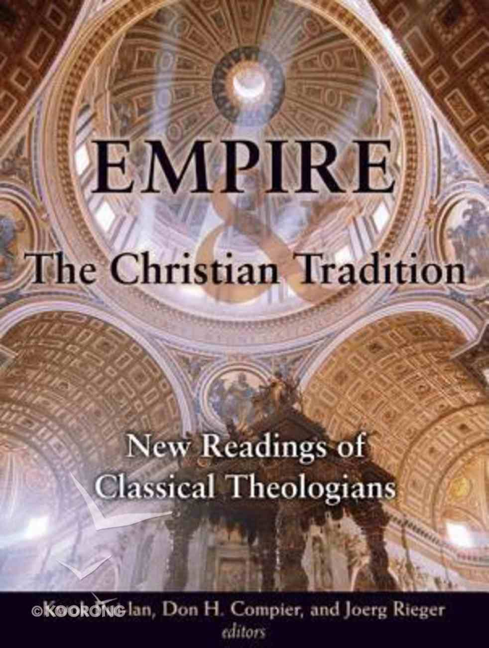 Empire and the Christian Tradition Paperback