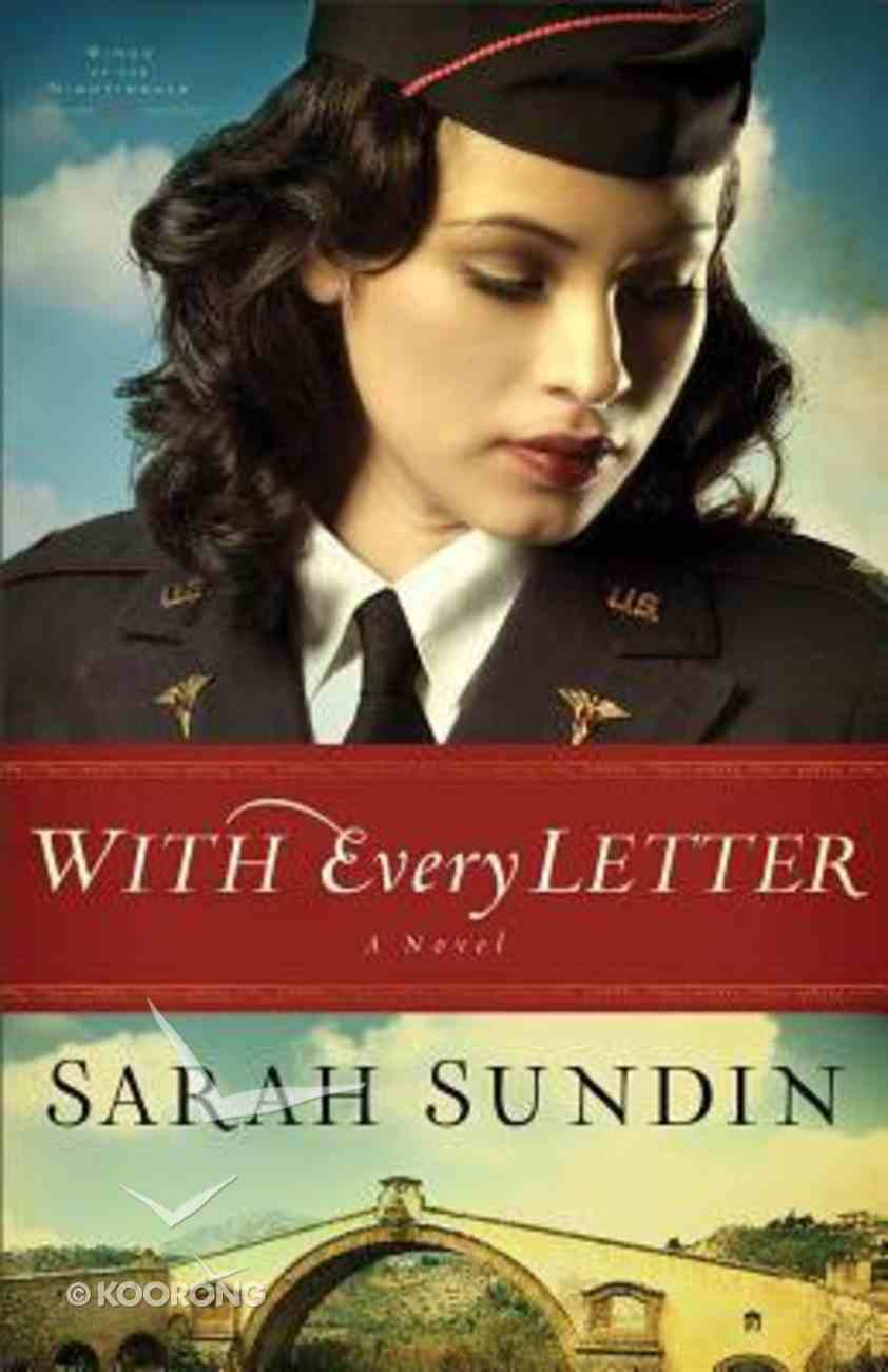 With Every Letter (#01 in Wings Of The Nightingale Series) Paperback